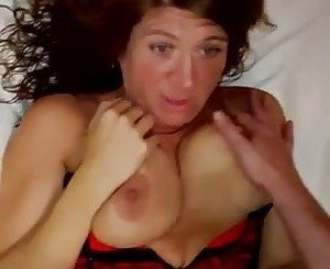 Wife + new cock = moaning &amp, orgazm