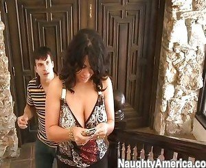 Sienna West fucks to get back at her husband