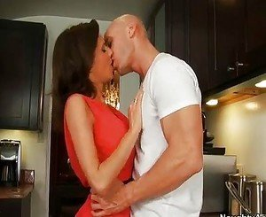 Veronica Avluv &amp, Johnny Sins