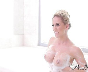 PureMature - Hot pussy from Cherie Deville