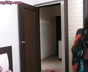 Indian Aunty Lily Masturbation Sex