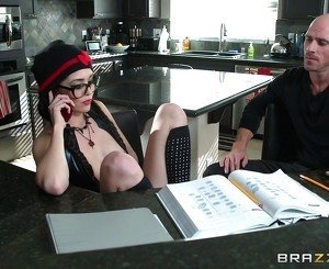 Teens Like It Big: He Talked Me Into It. Tiffany Fox, Johnny Sins