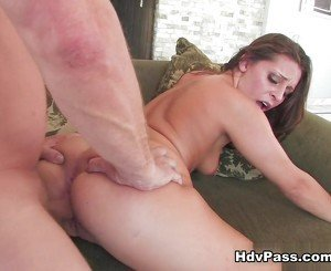 Grace Glam in Grace Glam Punishes Her Bad Boy
