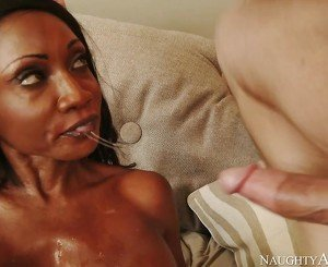 Diamond Jackson & Bill Bailey in My Friends Hot Mom