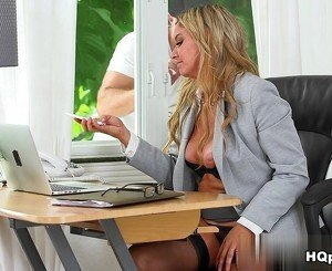 Levi Cash, Angela in Business and pleasure Video