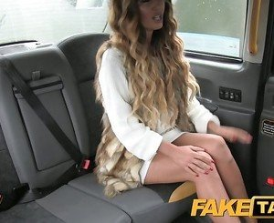 Fake Taxi Stunning gold digger great body