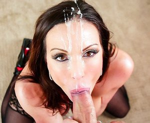 Kendra Lust & Winston Burbank in Facial Overload #04 Movie