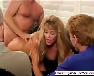 Housewife fucked hard