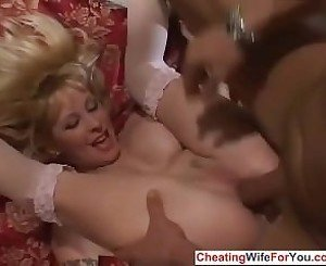 Cuckold wife likes it rough