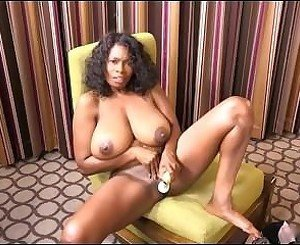 Ebony milf with huge From SEXDATEMILF.COM boobs fucked hard