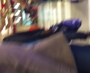 Big Ass at the mall