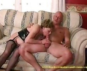 British Mature Couple Fuck