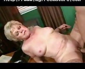 Granny Lady Needs A Hard Bone In Her Pussy By Snahbrandy mature mature porn granny old cumshots cumshot