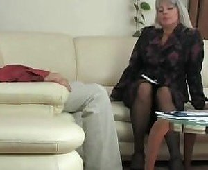 Mature slut interview