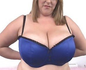 Big Tits Carol Brown Toy Fuck