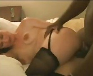 Hot mom interracial gangbang
